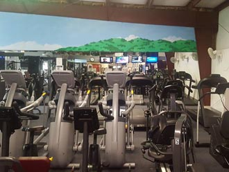 Napa Valley Fitness Center Gallery