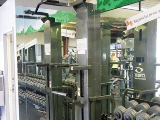 Calistoga Fitness Center Gallery